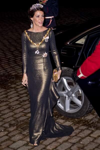 Une princesse française qui à le sens du style!