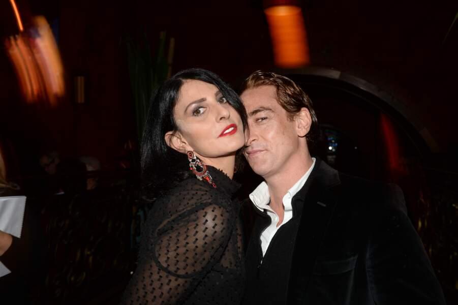Ludovic Chancel et sa femme Sylvie Ortega Munos