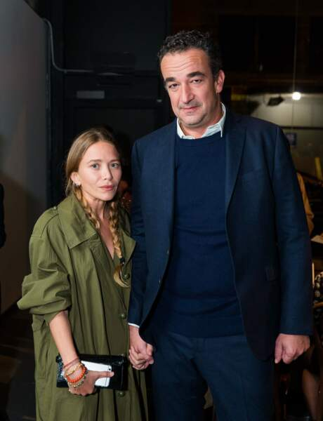 Mary-Kate Olsen  et Olivier Sarkozy fêteront prochainement leurs deux ans de mariage