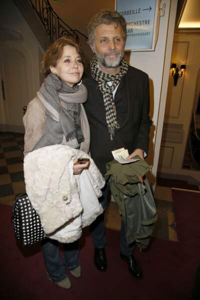 Muriel Cousin et Stéphane Guillon