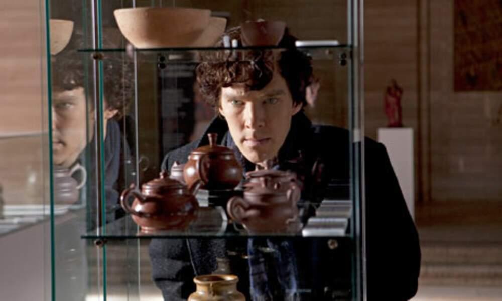 Sherlock en 2011