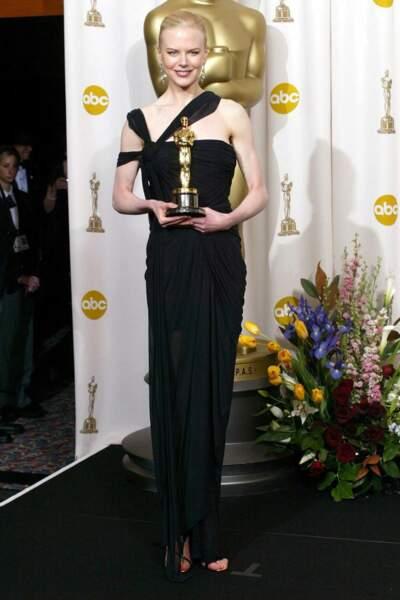 Nicole Kidman, Jean Paul Gaultier, en 2003