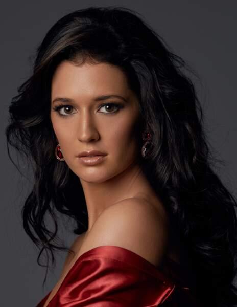 Jaime-Lee Faulkner, Miss Grande-Bretagne