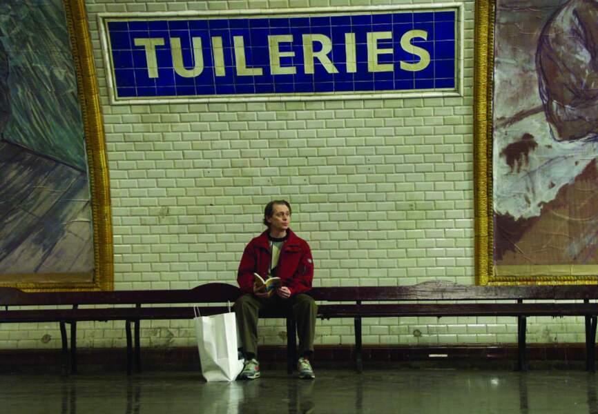 Paris Je t'aime (Les Tuileries), 2006