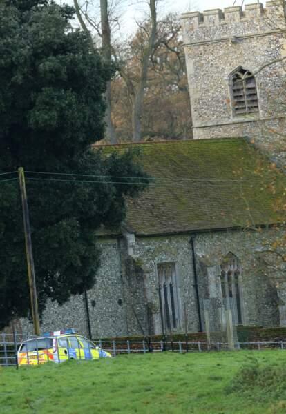 La propriete d''Anmer Hall se trouve sur les terres du chateau de Sandringham de la reine Elisabteh II d'Angleterre