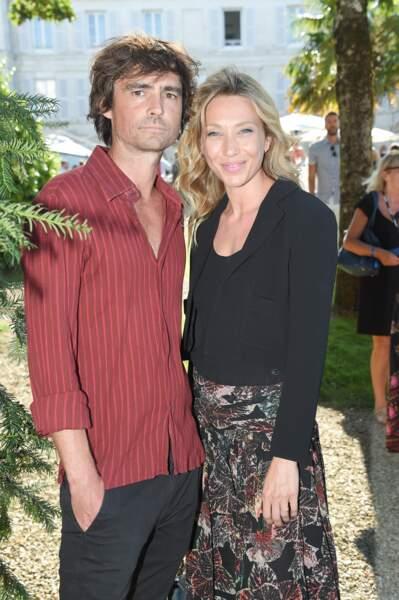 Nicolas Herman et Laura Smet mardi 21 août.