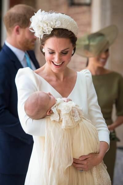 La complicité de Kate et du prince Louis
