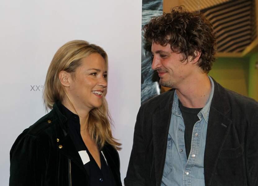 Virginie Efira et Niels Schneider sur le tapis rouge du festival du cinéma francophone en Grèce
