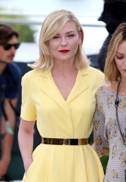 Kirsten Dunst en Dior Haute Couture