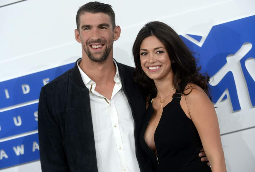 Michael Phelps a épousé Nicole Johnson cette année. Tout réussit au roi des JO !
