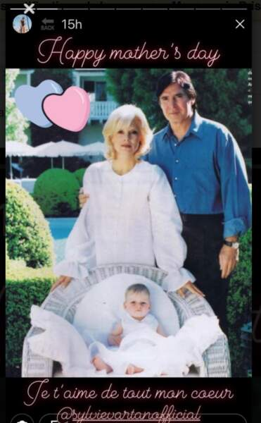 Darina, la fille adoptive de Sylvie Vartan