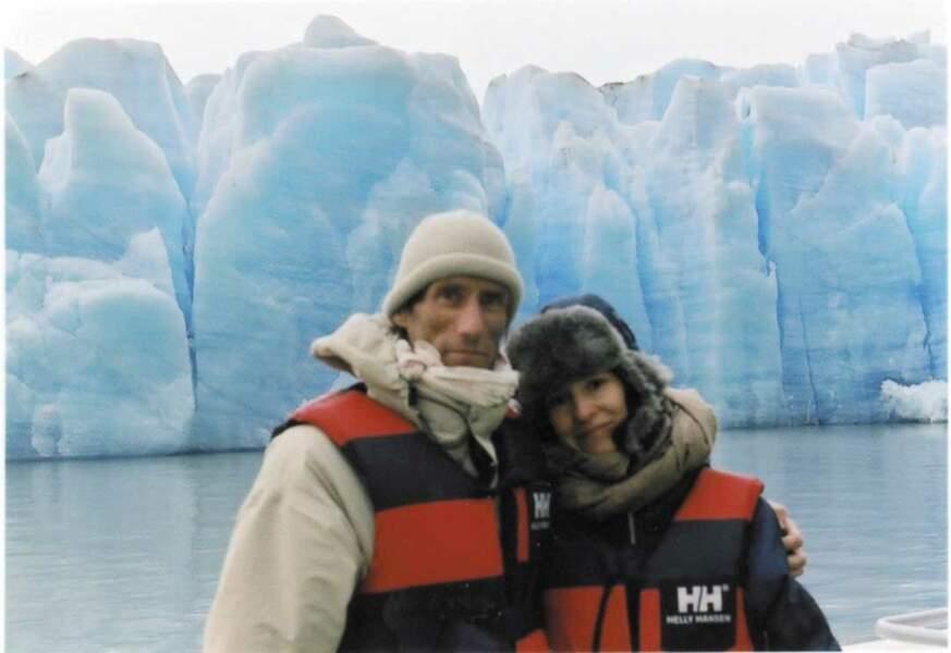 Virginio, 5 ans avant son décès, emmenait sa compagne faire un tour du monde
