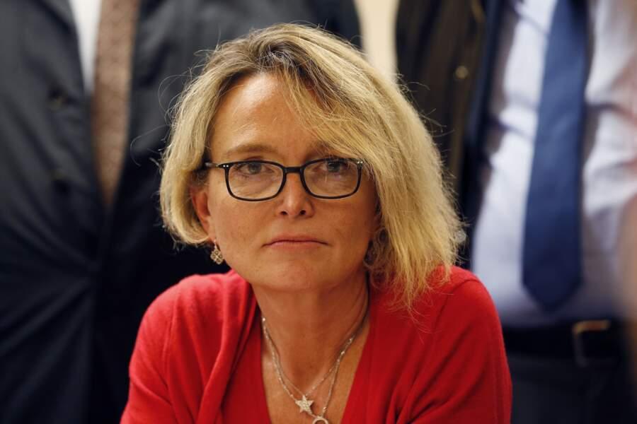 Claude Chirac, la fille de l'ancien président Jacques Chirac, en 2016