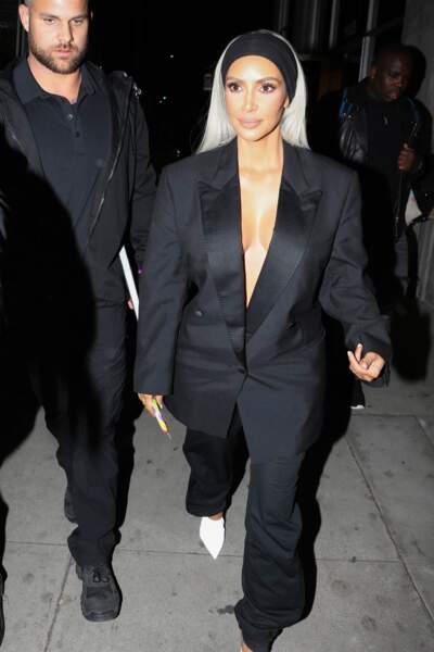 Kim Kardashian n'a plus cette tête là !