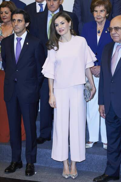 Ce mardi 4 juillet, Letizia d'Espagne était attendue à Madrid pour une réunion de travail