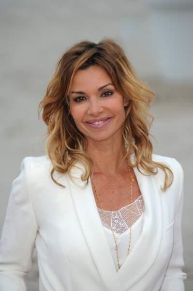 Ingrid Chauvin, maman comblée à 44 ans.