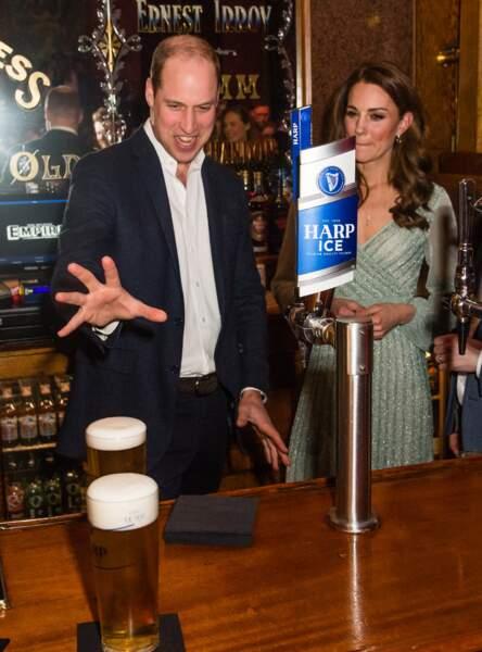 Le duc et la duchesse de Cambridge remplissent avec brio leur mission
