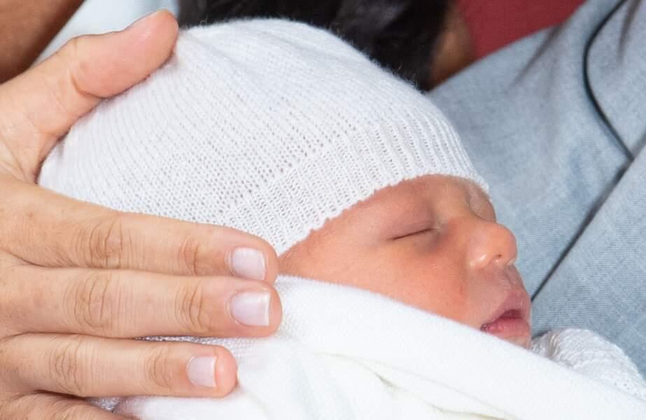 Le fils de Meghan Markle et du prince Harry né le 6 mai 2019 à 5h26