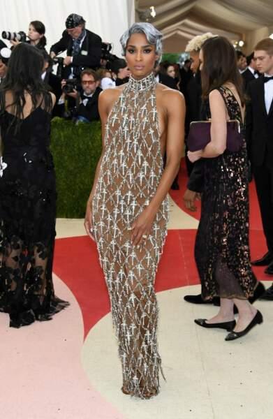 Ciara en H&M