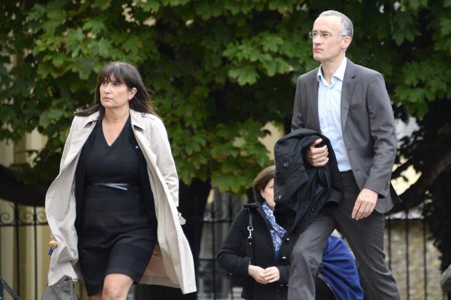 Gilles Bouleau et sa femme Elizabeth Tran-Bouleau