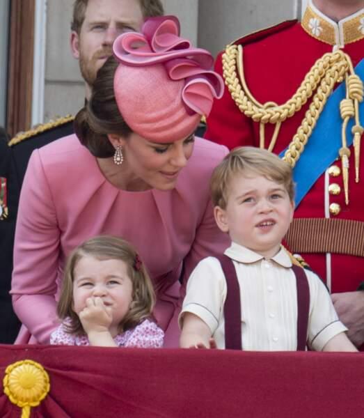 George et Charlotte, vraiment sages ?