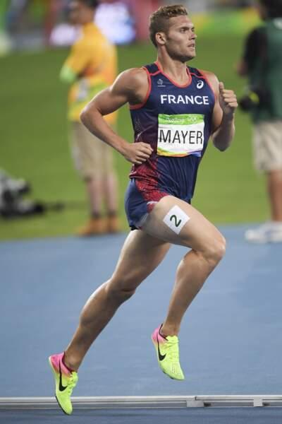 Au Jo de Rio, en 2016, Kévin Mayer avait remporté la médaille d'argent pour le décathlon