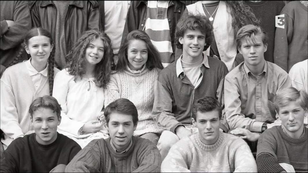 Emmanuel Macron, ses années lycées