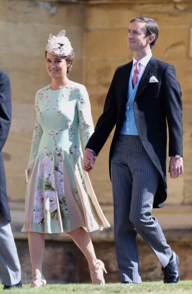 Pippa Middleton a dernièrement annoncé être enceinte