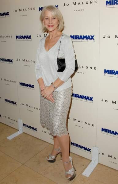 Helen Mirren en 2007