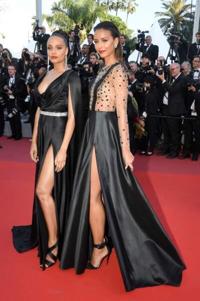 Alicia Aylies et Flora Coquerel très sexy