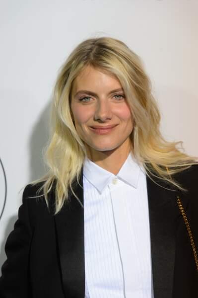 Mai 2016 : Mélanie Laurent, un blond presque enfantin pour la jeune maman