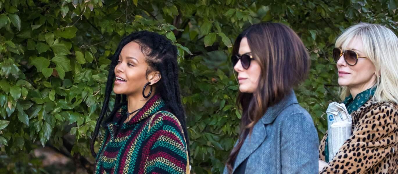 Rihanna, Sandra Bullock, et Cate Blanchett