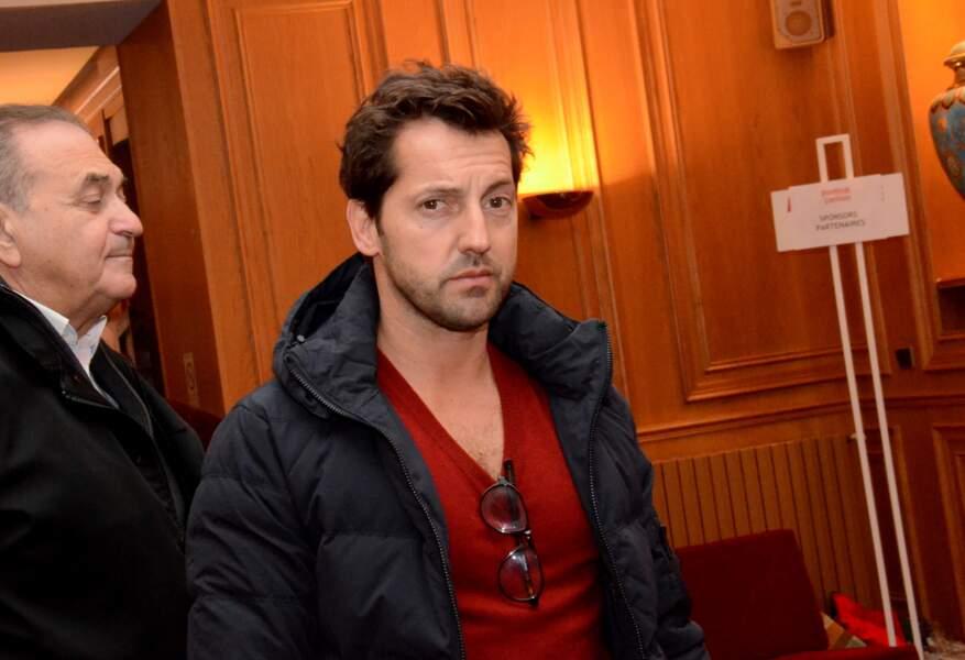 Frederic Diefenthal, membre du jury fiction 2016