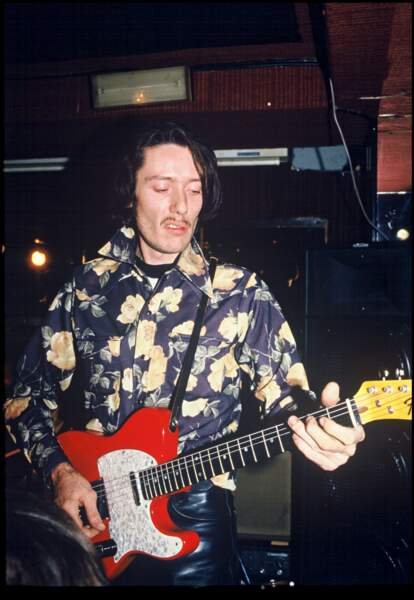 Fred Chichin, guitariste du groupe Rita Mitsouko (décédé le 28 novembre 2007 à 53 ans)