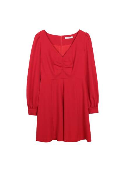 Robe courte Aldina, 85 €, FRNCH.