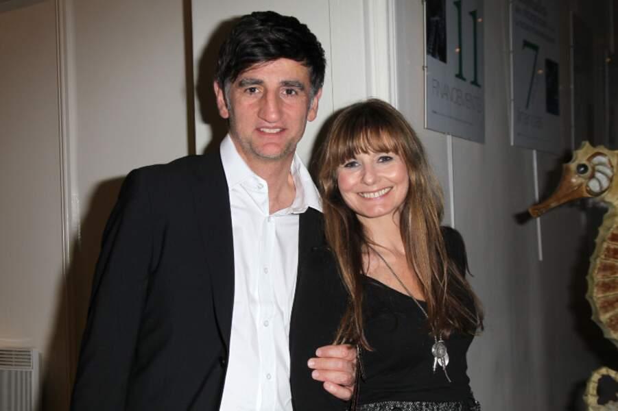 Marina Pastor et Didier Brice, Soirée pour les 20 ans de la Fondation Française pour la recherche sur l'épilepsi