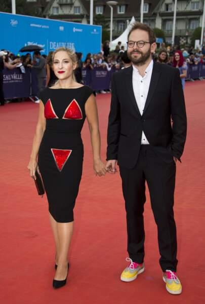 42nd Deauville American Film Festival. Arrivées à la cérémonie de clôture. ARNAL-BAR. Spe2
