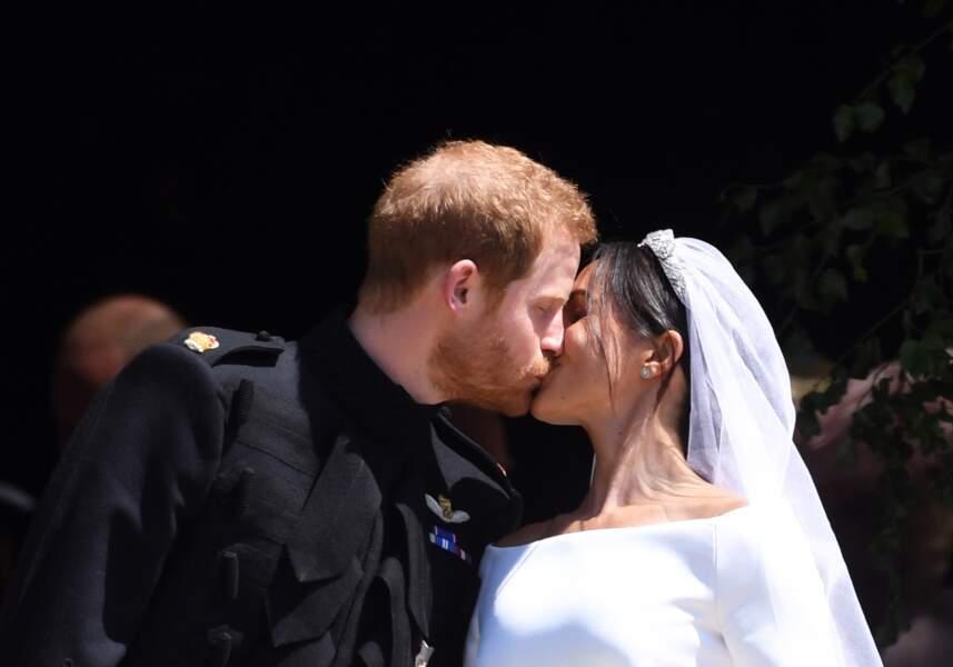 Les jeunes mariés plus amoureux que jamais