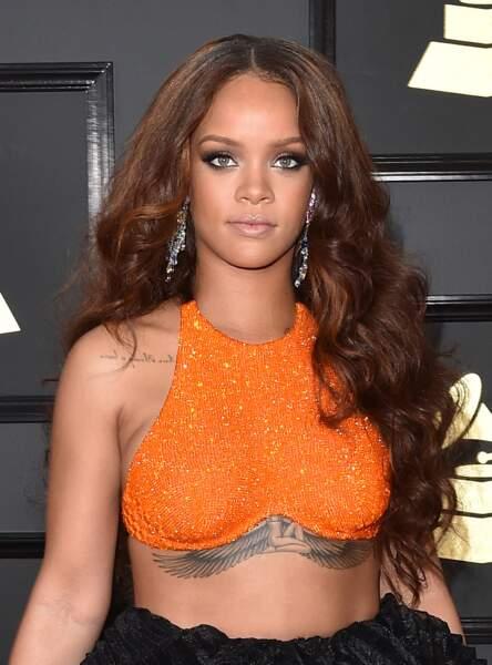 Couleur bronze (Rihanna)