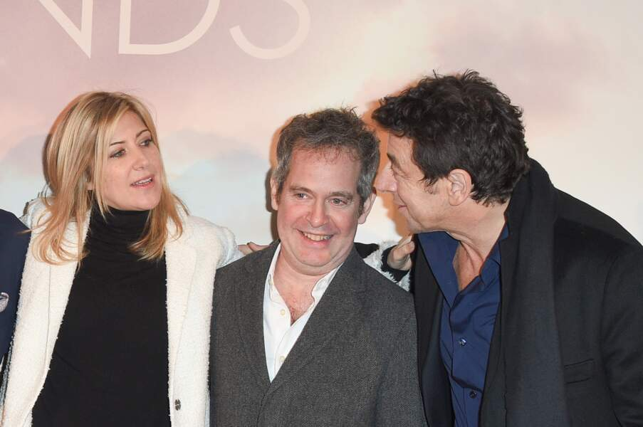 Amanda Sthers présentait Holy Lands, son troisième film en tant que réalisatrice ce 4 décembre