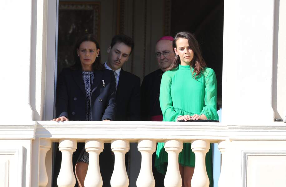 Pauline Ducruet ose le vert