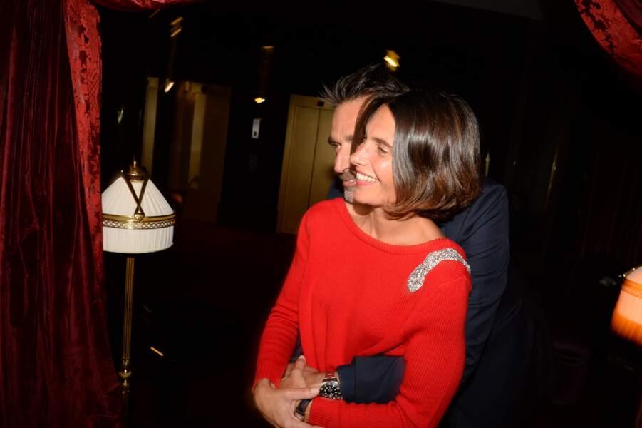 Alessandra Sublet et Clément Miserez sont officiellement ensemble depuis 2012