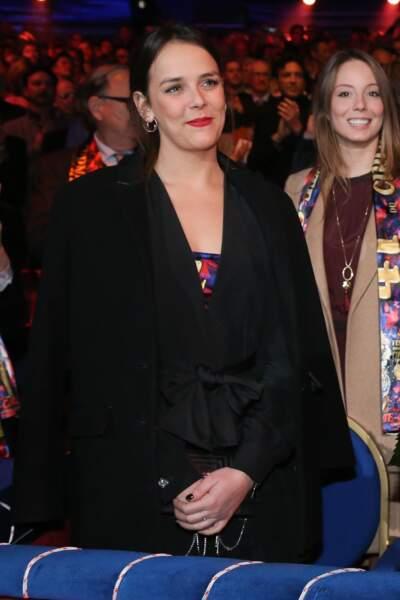 Pauline Ducruet lors du 41ème Festival International du Cirque de Monte-Carlo