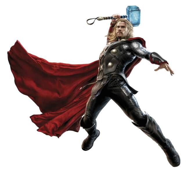 S'il a été tiré de la mythologie nordique, Thor a été remis au goût du jour par Stan Lee.