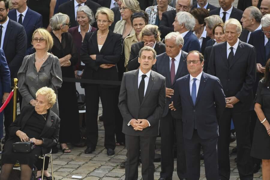 On apprend que l'ex ministre trouvera nouvelle demeure au Panthéon.