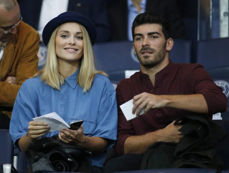 Joy Esther et Andrea Condorelli, fans de football