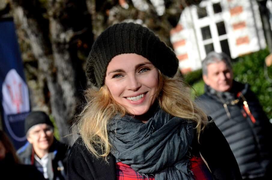 L'actrice Claire Keim, membre du jury fiction 2016