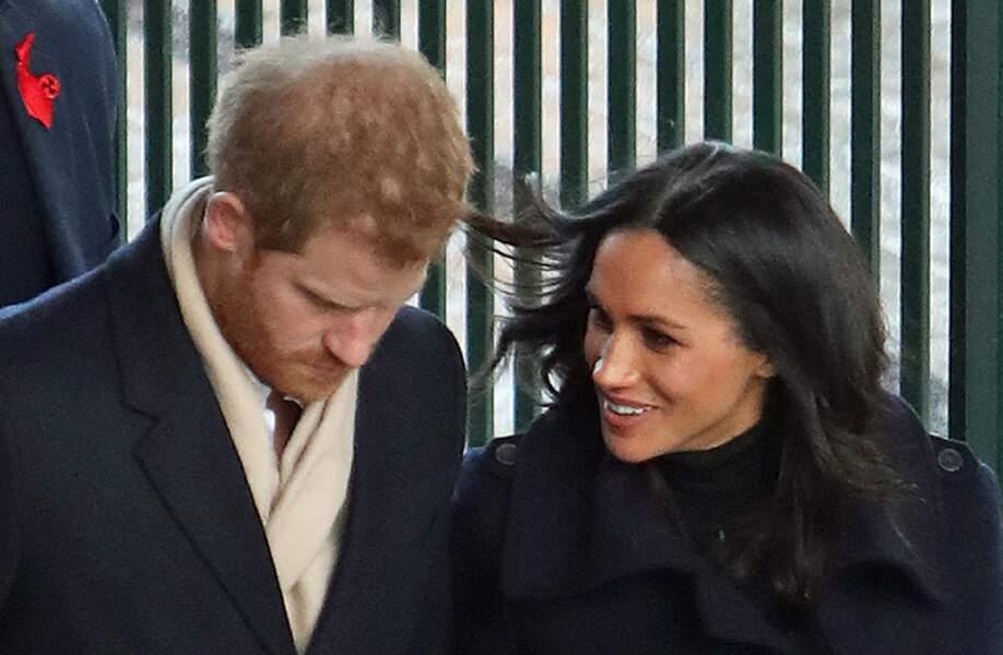 Le prince Harry et Meghan Markle vont vivre ensemble dans les appartements du Nottingham Cottage