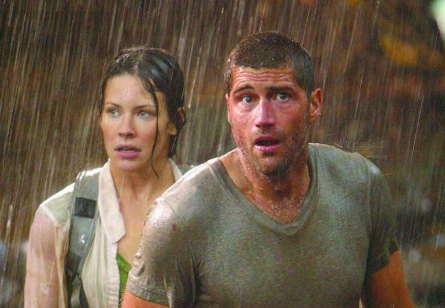 Kate et Jack dans Lost