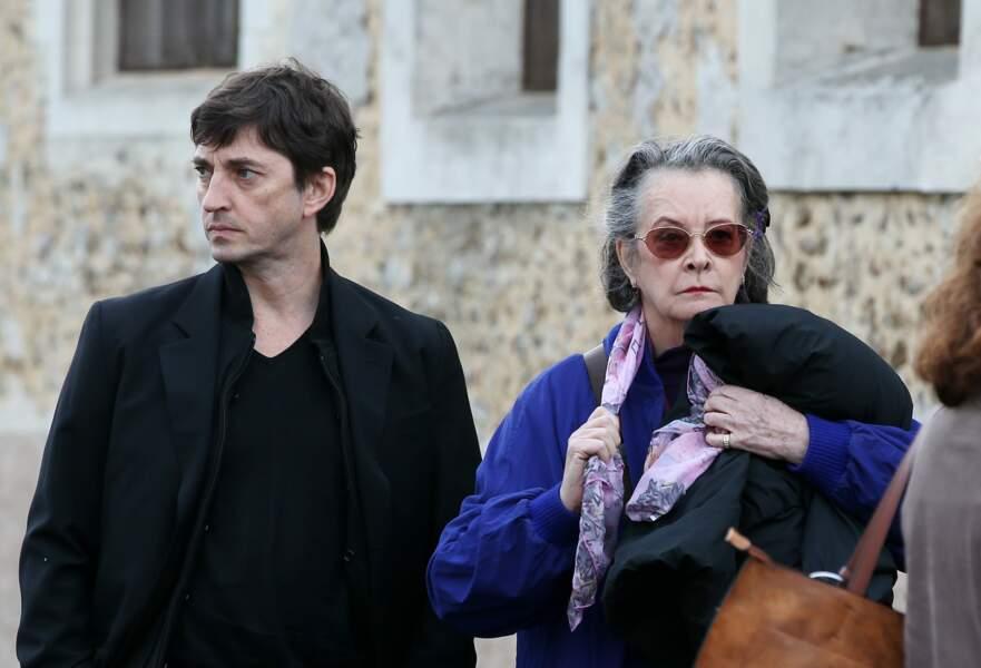 Les obsèques de Danielle Darrieux ont eu lieu ce mercredi 25 octobre à Bois-le-Roi